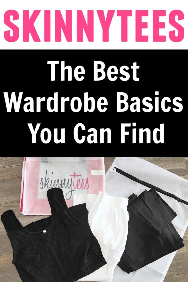 The Best Wardrobe Basics You Can Find!