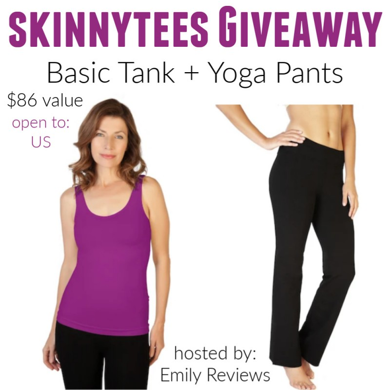 skinnytees - The Best Wardrobe Basics You Can Find! {+ Discount & Giveaway!}