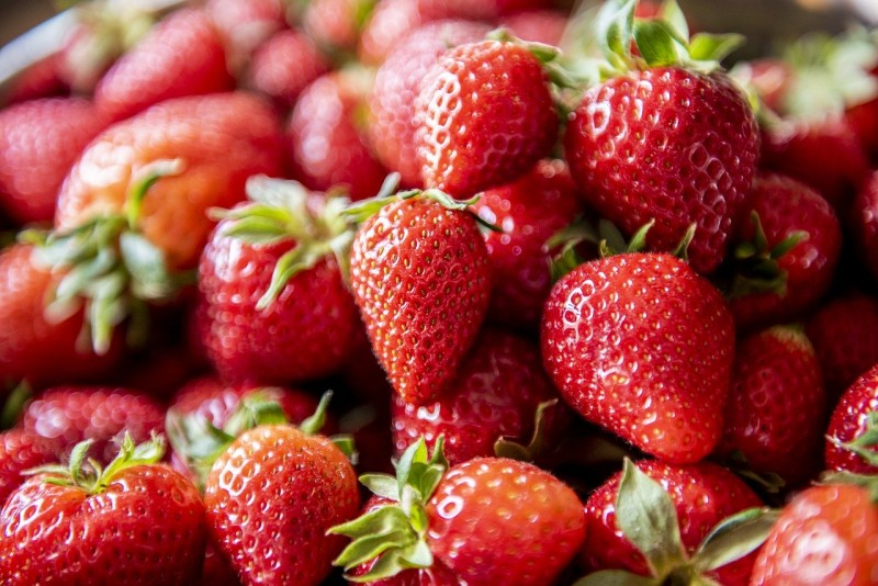 Heading To The Strawberry Patch? Here's 20+ Ideas For What To Make With Them!