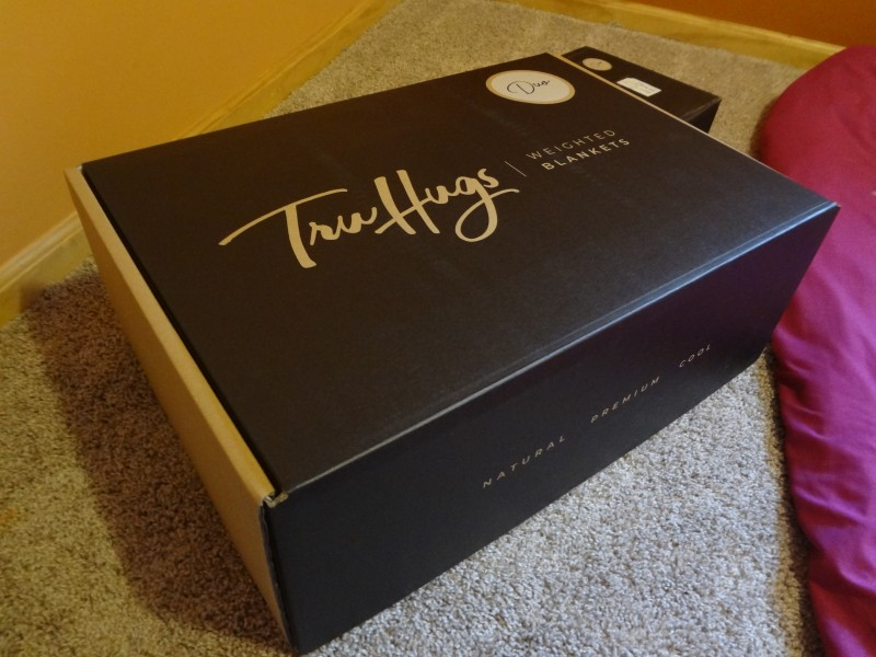 truHugs Weighted blanket review