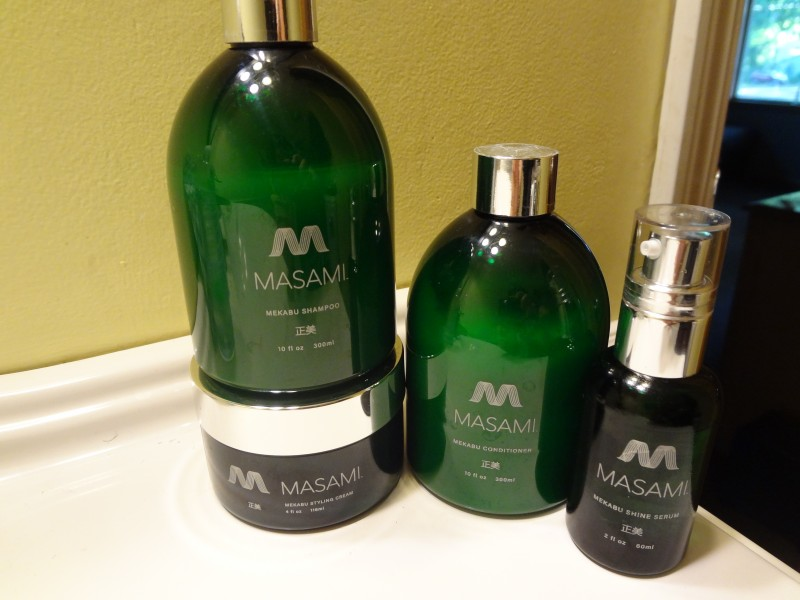 Masami hair care review