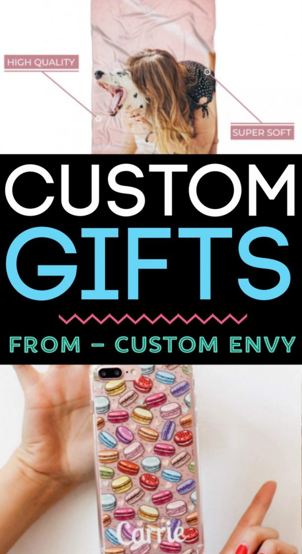 CustomEnvy - Best Custom Gifts For Everyone In Your Life!