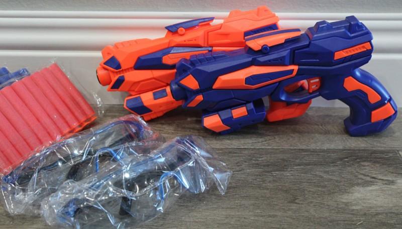 Holiky 2 Pack Blaster Toy Guns