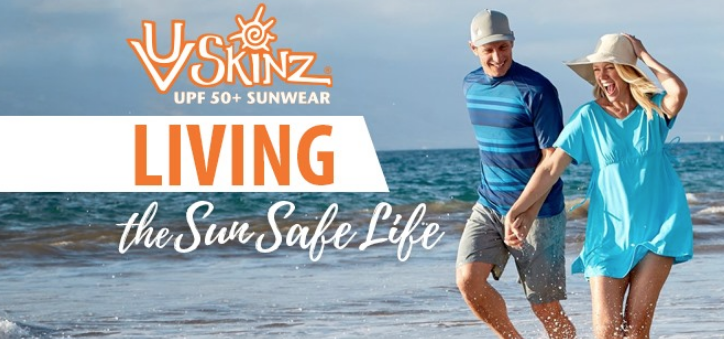 UVSkinz - Taking Sun Protection Seriously!