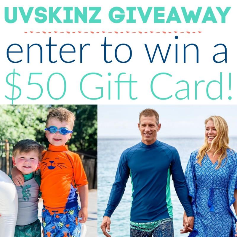 UVSkinz Giveaway