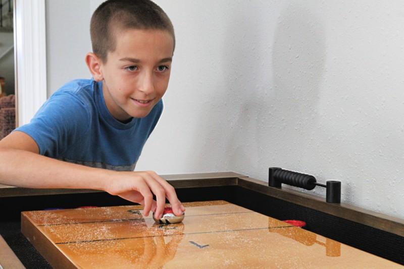 Barrington Urban Collection Shuffleboard Table