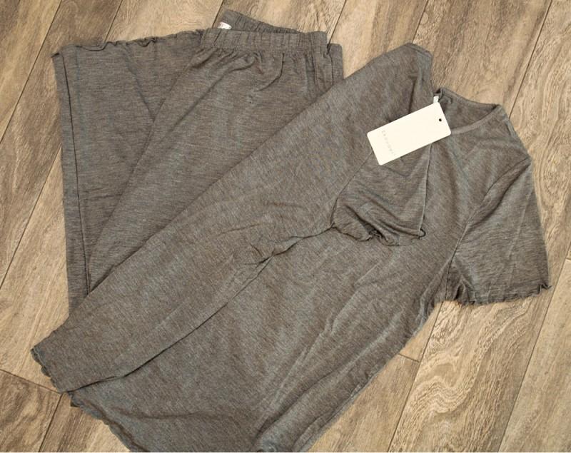 Ekouaer Womens Pajama Set