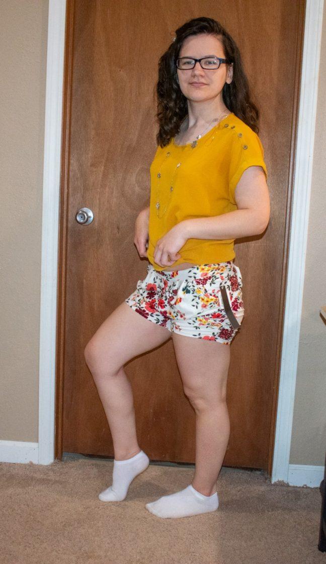 Nadine west shorts