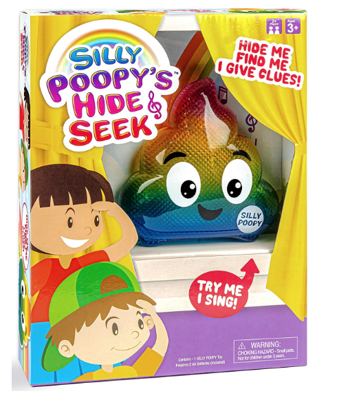 WHAT DO YOU MEME? Silly Poopy's Hide & Seek