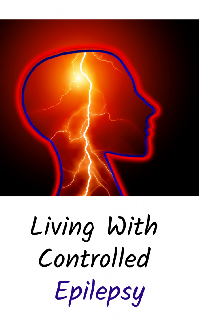 Living with controlled epilepsy