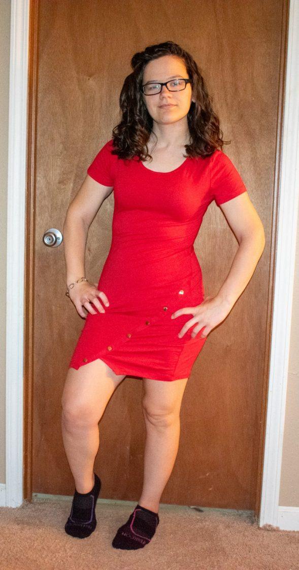 Nadine west short dress
