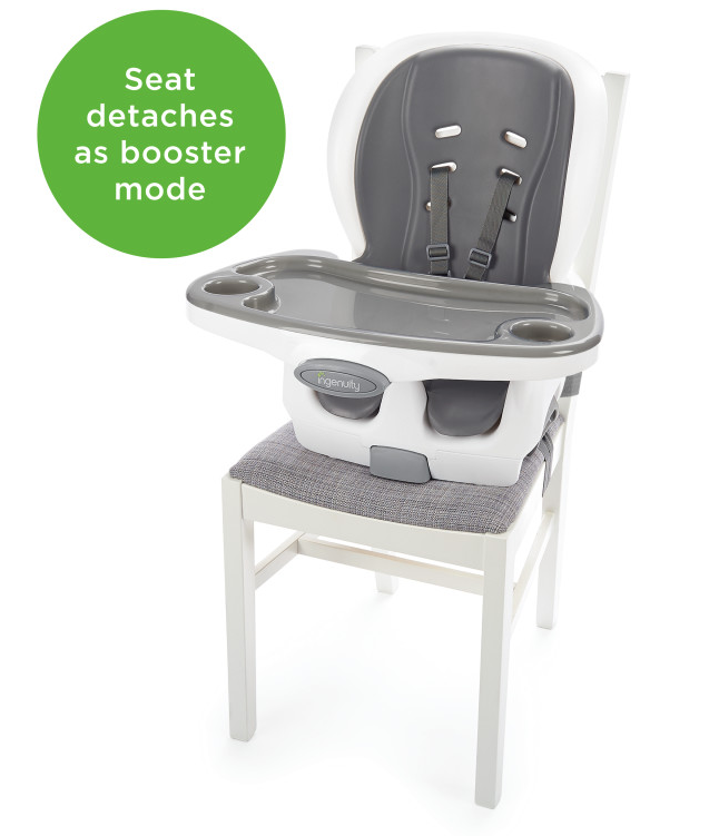 Best Gift For Babies - SmartClean Trio Elite 3-in-1 High Chair from Ingenuity Baby