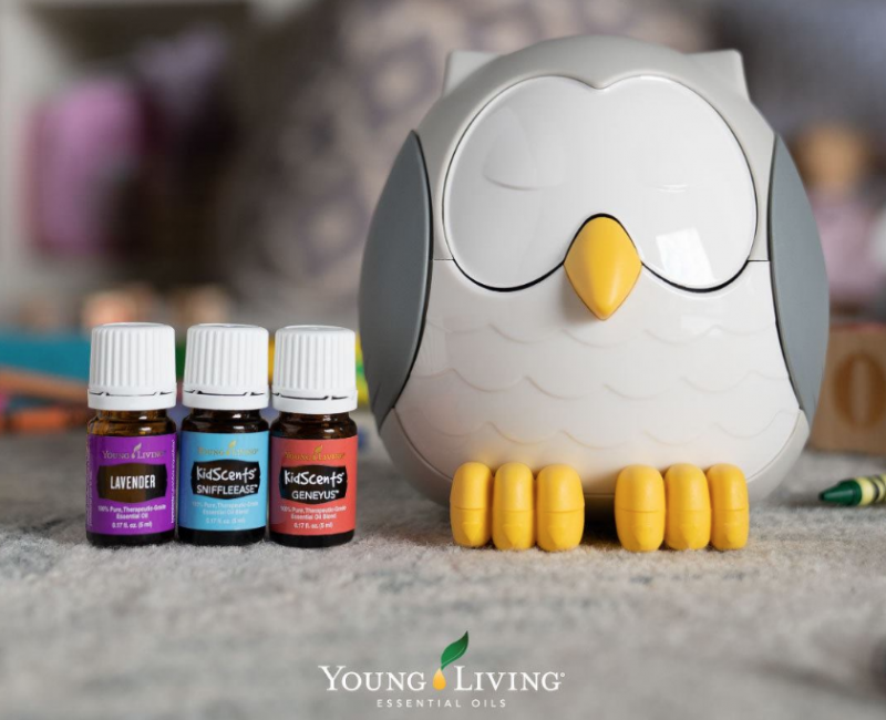 Give The Gift Of Relaxation To A Teacher! (Young Living Lavender Essential Oil)