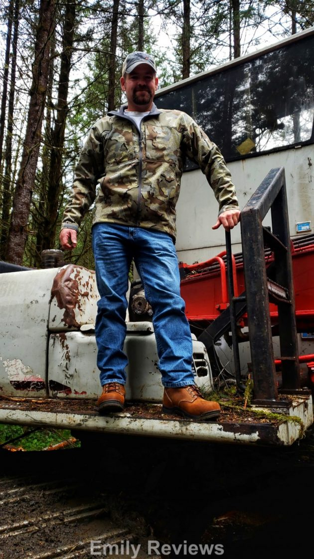 Men's Fashion, Men's Gifts, Outdoorsmen, Hunter, Camo, Water-Resistant