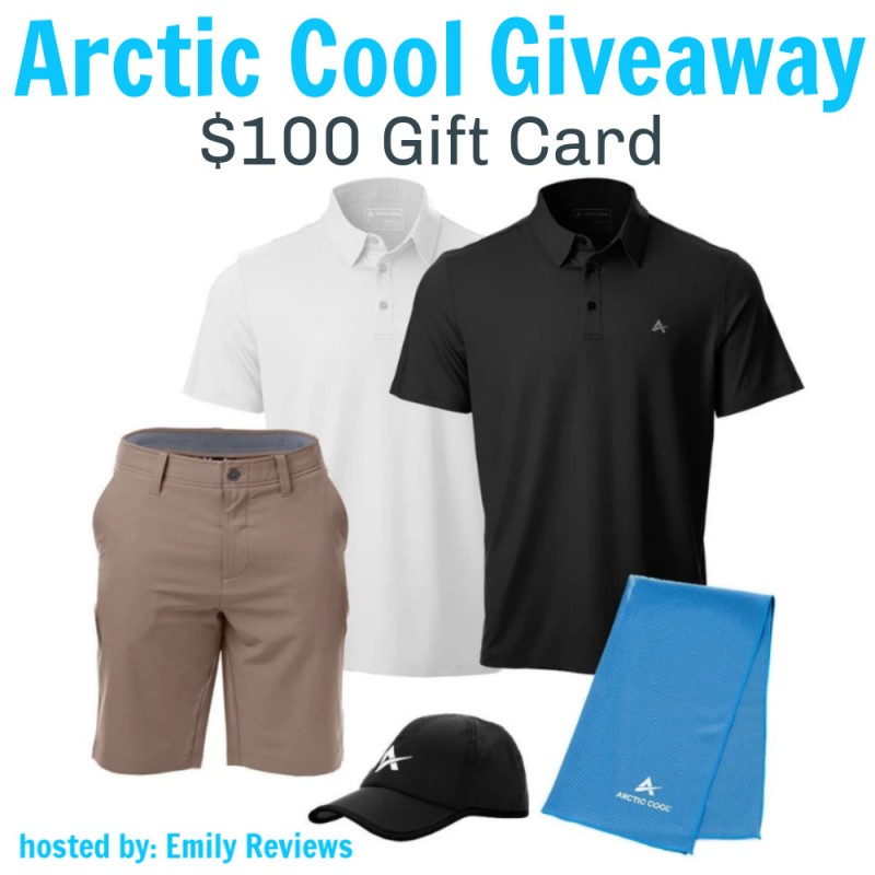 Arctic Cool Giveaway