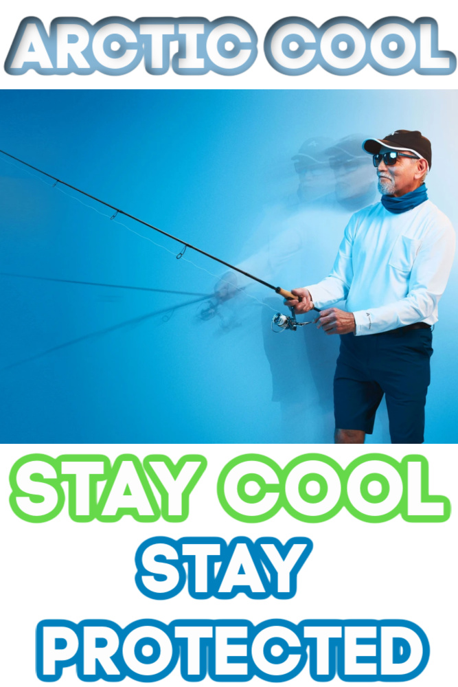 Arctic Cool - Wearable Cooling Technology + $100 GC Giveaway