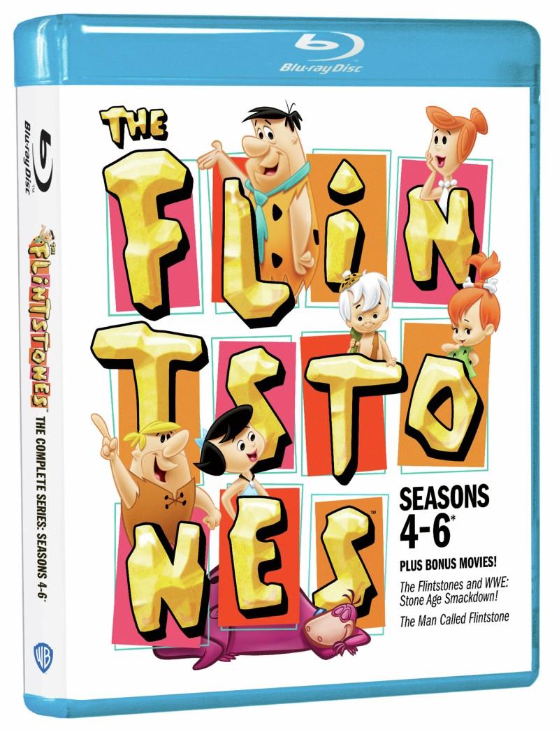 Flintstones DVD