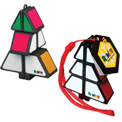 Rubiks Christmas Tree
