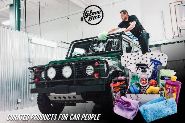 Car Care Made Simple,GloveBox