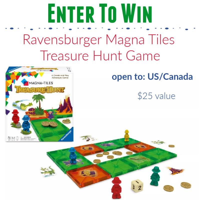 Ravensburger Magna Tiles Treasure Hunt Game Giveaway (2)