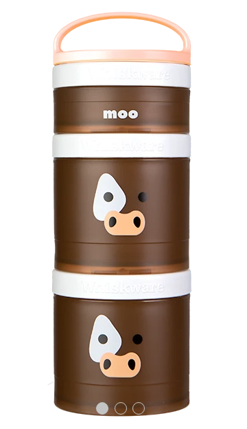 Whiskware Moo Cow Snack Pack