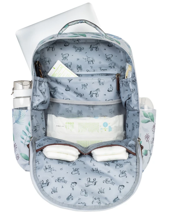 TWELVElittle On-The-Go Backpack Diaper Bag
