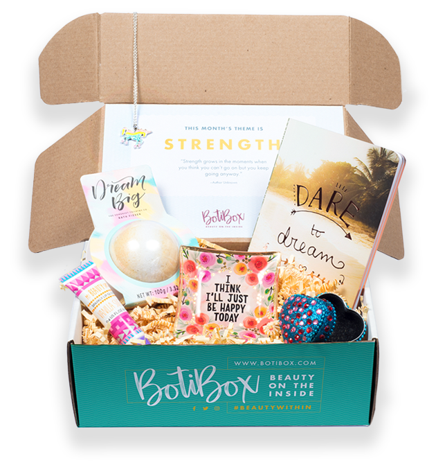 Tween Subscription Box