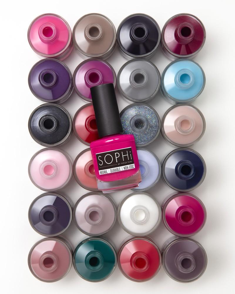 Non-toxic nail polish, vegan nail polish