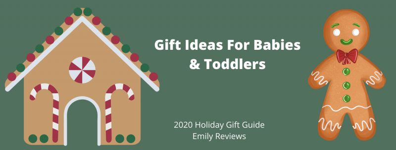 Gift Ideas for babies and toddlers 2020 infants and toddlers gift guide