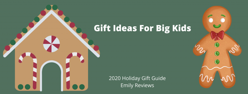 Gift guide for big kids | 2020 gift ideas for older kids