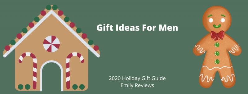 Gift ideas for men 2020 holiday gift guide for him