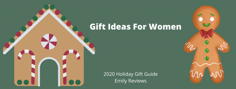 2020 holiday gift guide for women - gift ideas for her