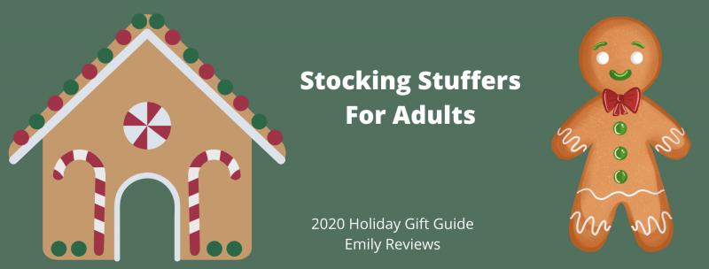 stocking stuffers for adults 2020 holiday gift guide