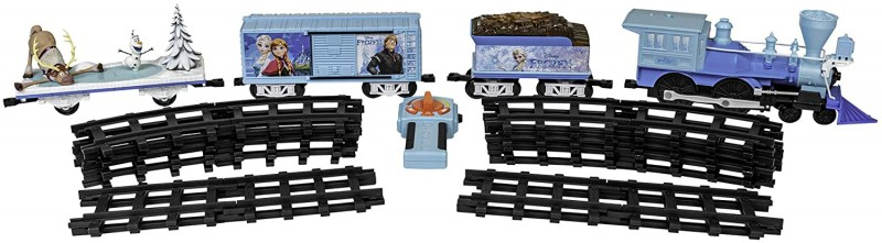lionel frozen train