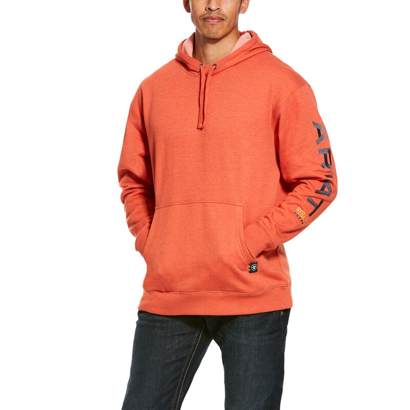 Ariat MEN'S Rebar Graphic Hoodie