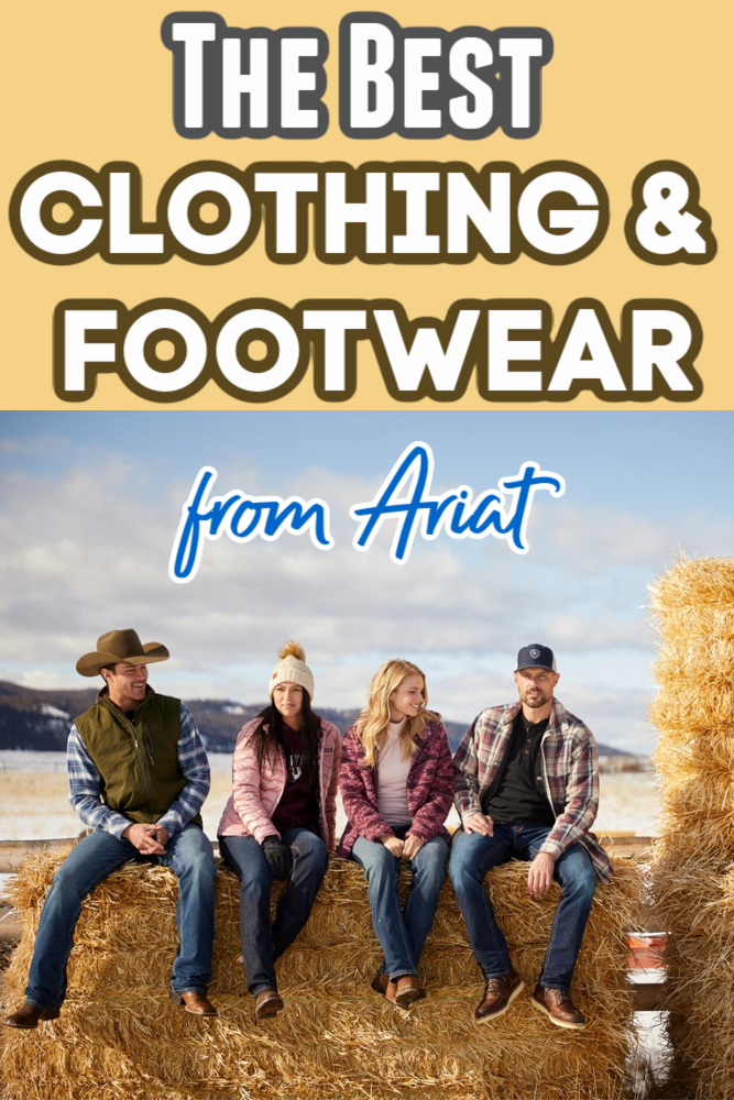 Ariat - High Quality Clothes For Those Who Love Unbridled Freedom