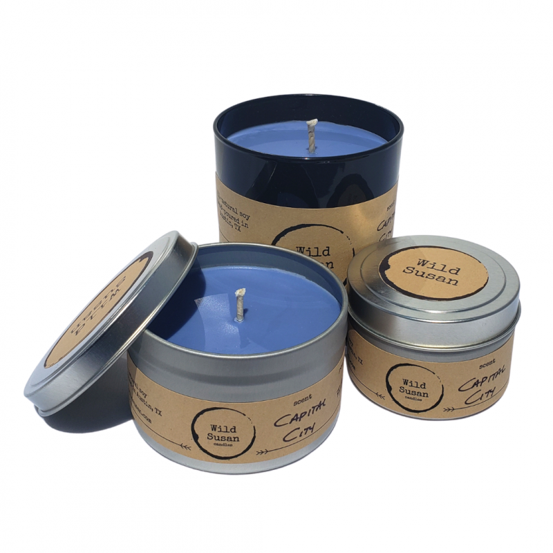 Scented Candles, Home Fragrance