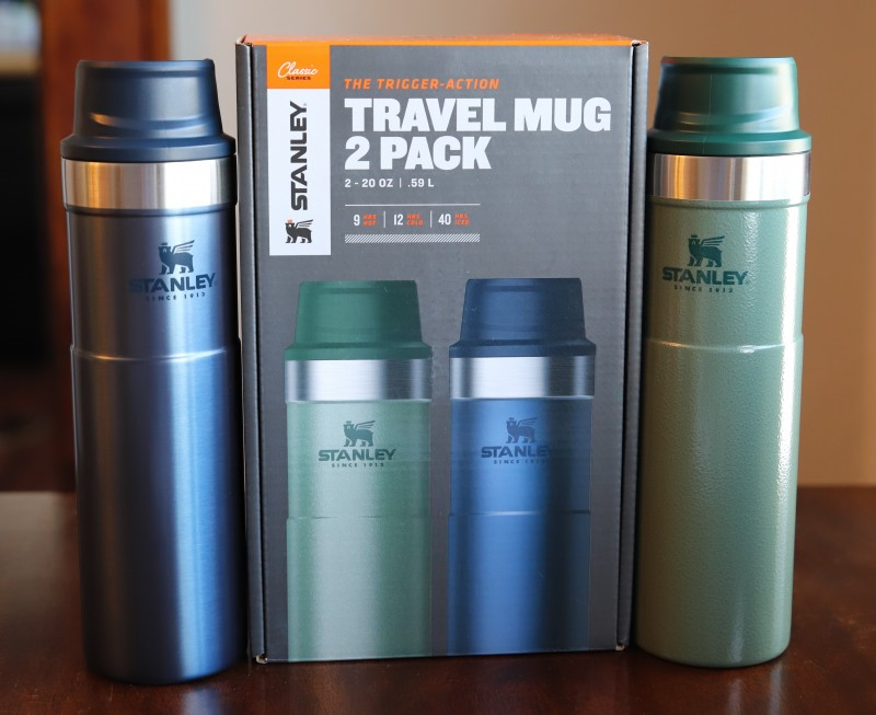 stanley twin pack travel mugs