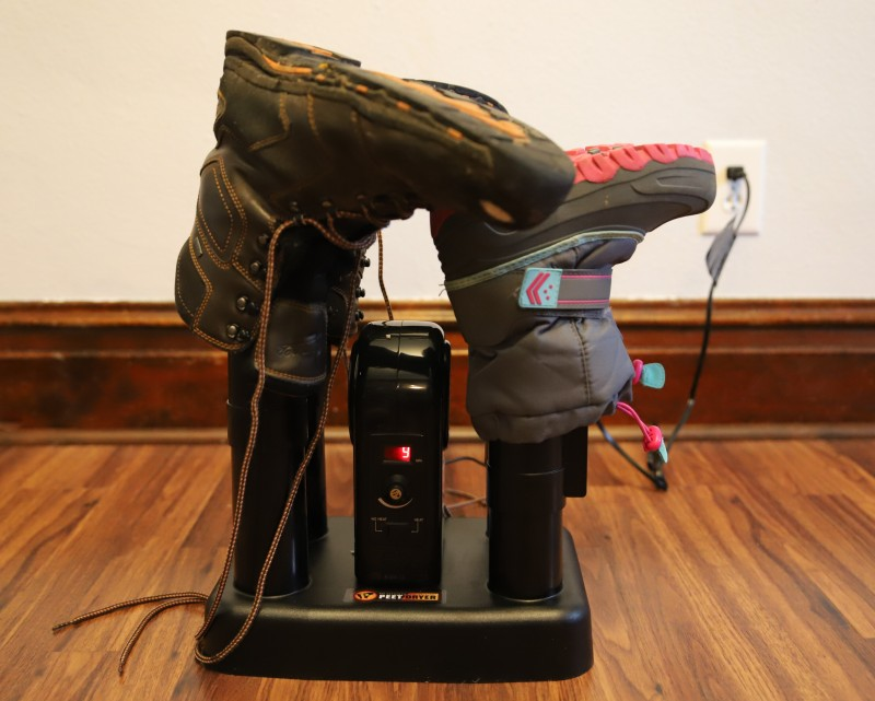 peet heated shoe and boot dryer
