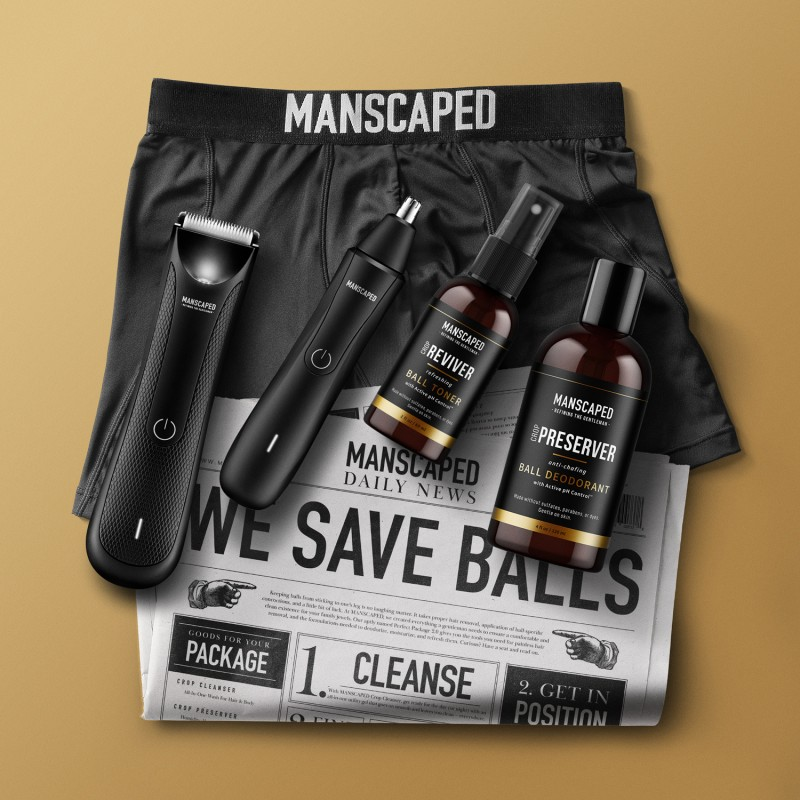 Men's Gifts, Men's Grooming