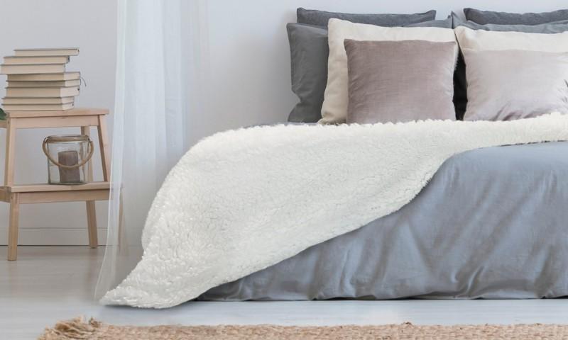 puffy blanket
