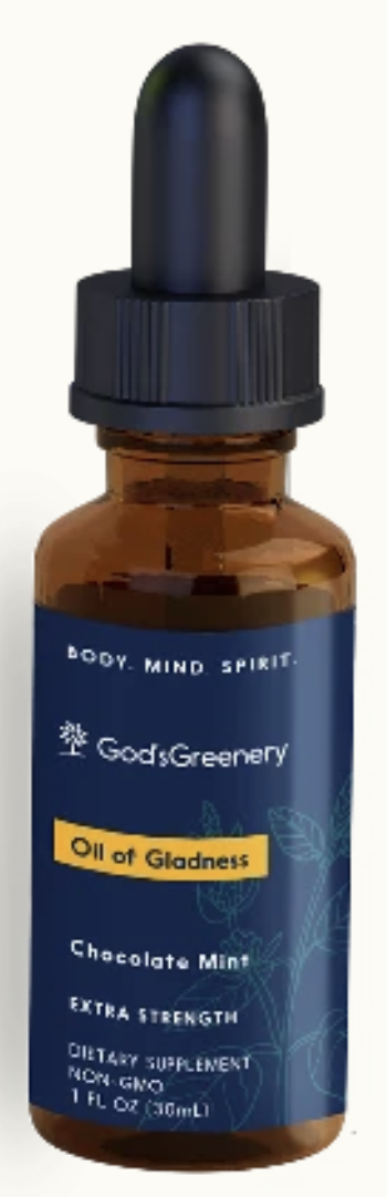 God's Greenery Oil of Gladness