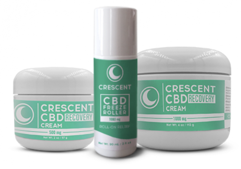Crescent Canna Topical CBD