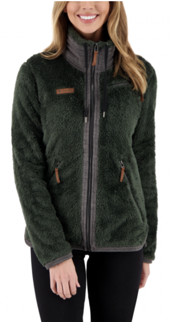 Obermeyer Britt Fleece Jacket
