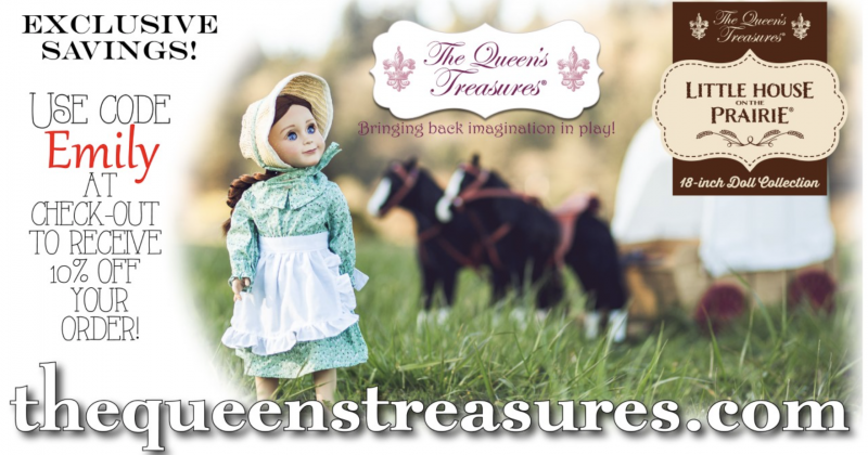 The Queen's Treasures