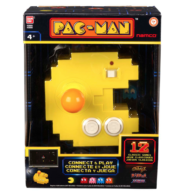 PAC-MAN Connect-N-Play
