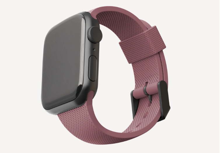 [U] DOT SILICONE STRAP FOR APPLE WATCH