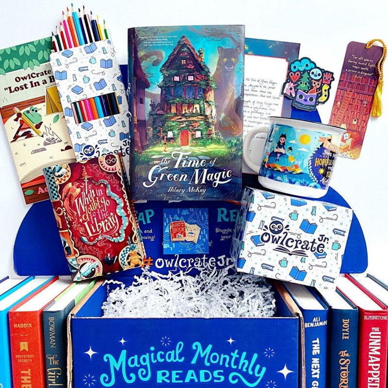 Kids Books, Kids Subscription Boxes