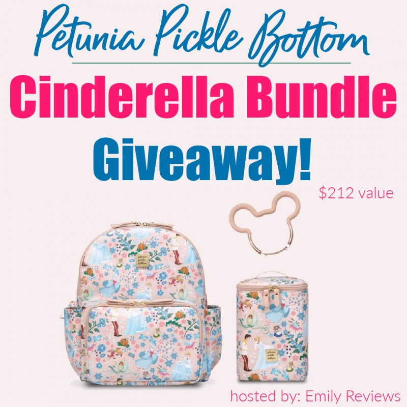 Celebrate The Magic With Petunia Pickle Bottom & Disney! + Giveaway!