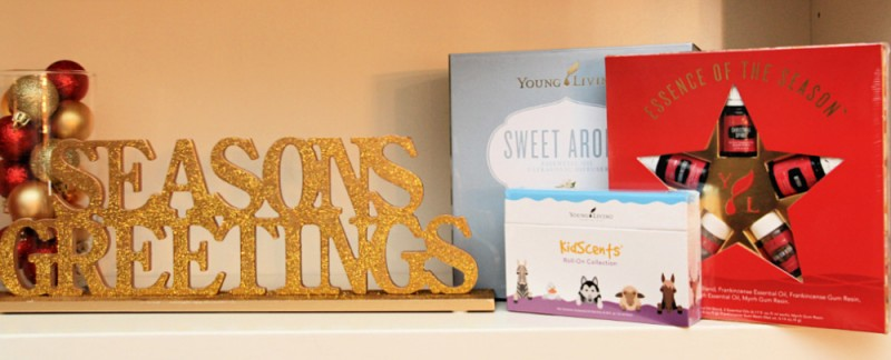 Young Living -- Great Gifts For EVERYONE! + GIVEAWAY!